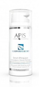 APIS Sekret Kleopatry serum liftingujące z minerałmi z Morza Martwego100ml