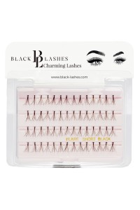 Kępki rzęs Charming Lash Short 10 mm