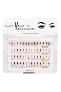 Kępki rzęs Charming Lash Mix