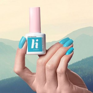 LAKIER HYBRYDOWY HI HYBRID 5 ML LIGHT BLUE #313