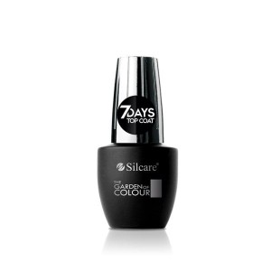 Top Coat The Garden of Colour 7 days Silcare 15 ml
